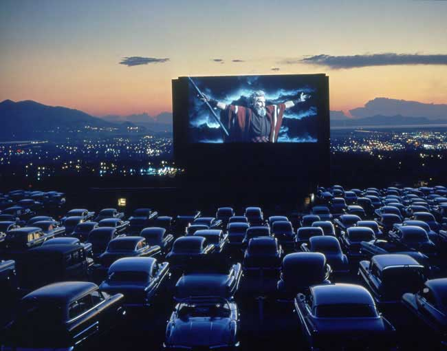 drive in theater business plan